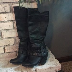 🔥 Reduced 🔥 Not Rated Black knee high boots
